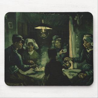 Vincent van Gogh - The Potato Eaters Mouse Pad