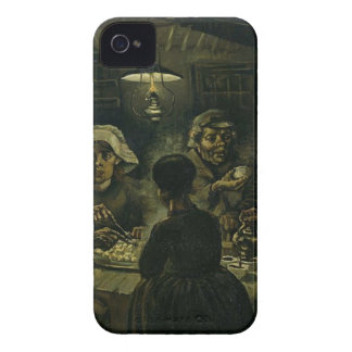 Vincent Van Gogh The Potato Eaters Painting. Art iPhone 4 Cases