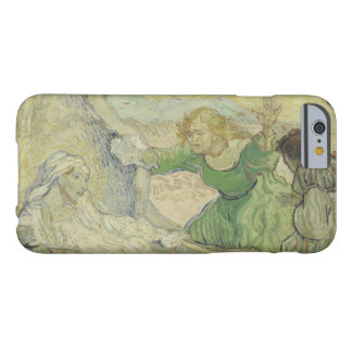 Vincent van Gogh - The Raising of Lazarus Barely There iPhone 6 Case