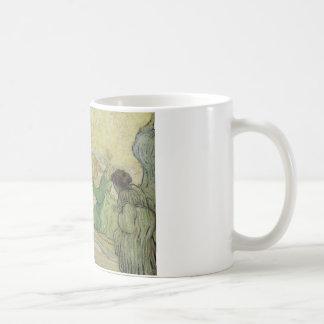 Vincent van Gogh - The Raising of Lazarus Coffee Mug