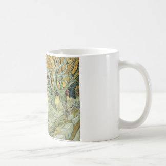 Vincent van Gogh - The Road Menders Coffee Mug