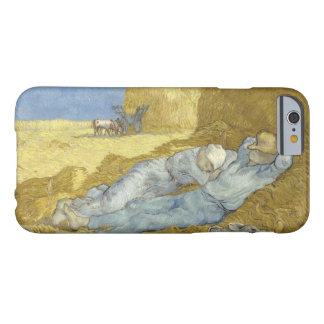 Vincent van Gogh - The Siesta (after Millet) Barely There iPhone 6 Case