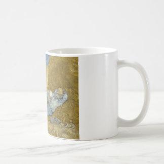 Vincent van Gogh - The Siesta (after Millet) Coffee Mug