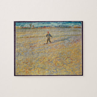 Vincent van Gogh | The Sower, 1888 Jigsaw Puzzle