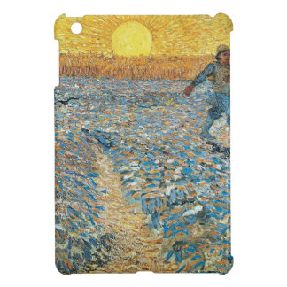 Vincent Van Gogh The Sower Painting Art iPad Mini Cover