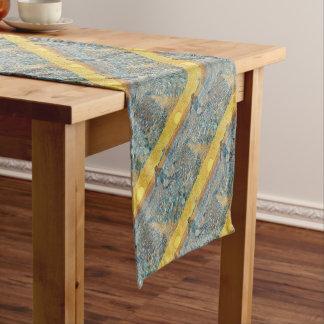 Vincent Van Gogh The Sower Painting Art Short Table Runner
