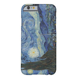 Vincent van Gogh | The Starry Night, June 1889 Barely There iPhone 6 Case