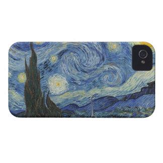 Vincent van Gogh | The Starry Night, June 1889 iPhone 4 Case