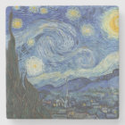 Vincent van Gogh | The Starry Night, June 1889 Stone Coaster