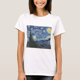 Vincent van Gogh | The Starry Night, June 1889 T-Shirt
