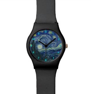 Vincent Van Gogh The Starry Night Watch