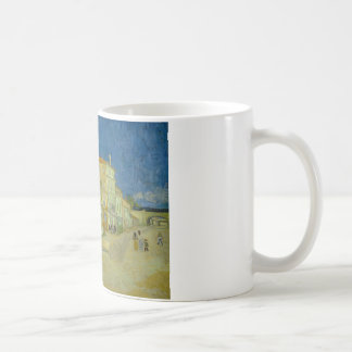Vincent van Gogh - The Yellow House (`The Street') Coffee Mug