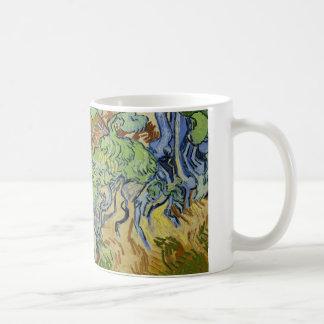 Vincent van Gogh - Tree-roots Coffee Mug
