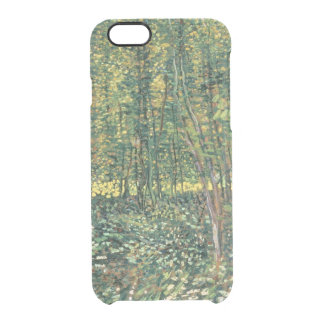 Vincent van Gogh | Trees and Undergrowth, 1887 Clear iPhone 6/6S Case