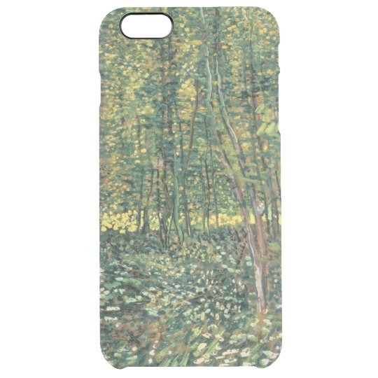 Vincent van Gogh | Trees and Undergrowth, 1887 Clear iPhone 6 Plus Case