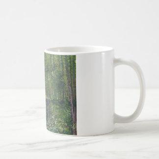 Vincent van Gogh - Trees and Undergrowth Coffee Mug