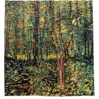 Vincent Van Gogh - Trees And Undergrowth Fine Art