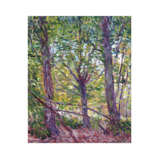 Vincent van Gogh Trees Canvas Print