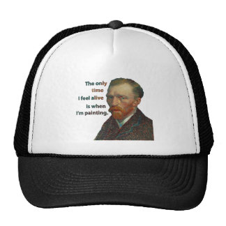 Vincent Van Gogh Trucker Hat
