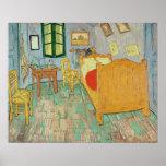Vincent van Gogh | Van Gogh's Bedroom at Arles Poster