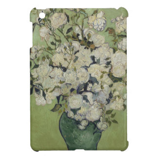 Vincent Van Gogh Vase of Roses Painting Floral Art iPad Mini Covers