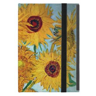 Vincent van Gogh - Vase with 12 Sunflowers iPad Mini Cover