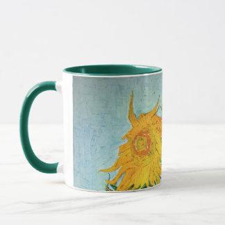 Vincent van Gogh - Vase with 12 Sunflowers Mug