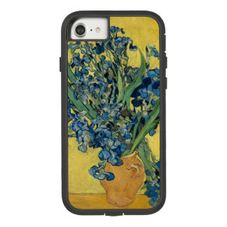 Vincent van Gogh Vase with Irises GalleryHD Case-Mate Tough Extreme iPhone 8/7 Case