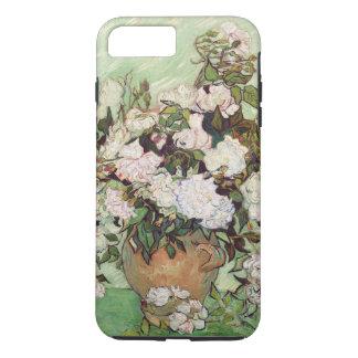 Vincent Van Gogh Vase With Pink Roses Floral Art iPhone 8 Plus/7 Plus Case