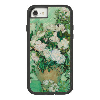 Vincent van Gogh Vase with Pink Roses GalleryHD Case-Mate Tough Extreme iPhone 8/7 Case