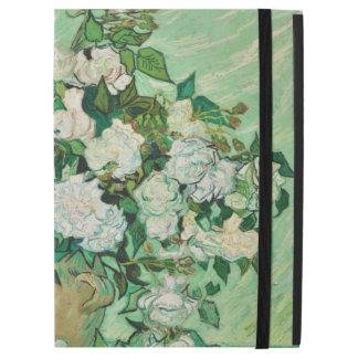 "Vincent van Gogh Vase with Pink Roses GalleryHD iPad Pro 12.9"" Case"