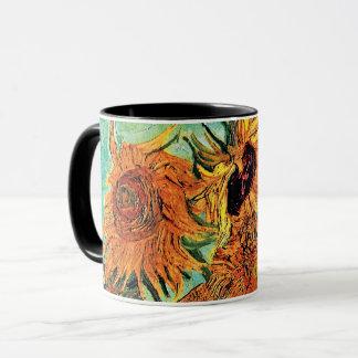 Vincent Van Gogh - Vase With Twelve Sunflowers Mug