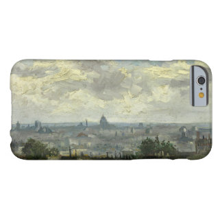 Vincent van Gogh - View of Paris Barely There iPhone 6 Case