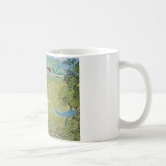 Vincent van Gogh - View of Vessenots Near Auvers Coffee Mug
