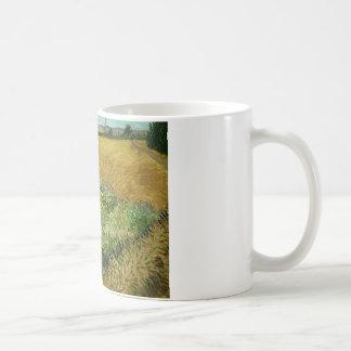 Vincent van Gogh - Wheatfield Coffee Mug