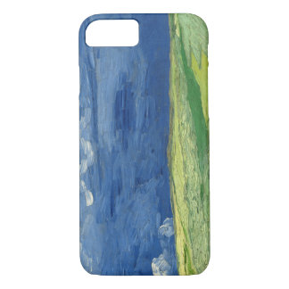 Vincent van Gogh - Wheatfield under Thunderclouds iPhone 7 Case