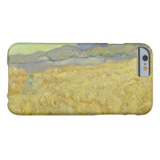 Vincent van Gogh - Wheatfield with a Reaper Barely There iPhone 6 Case