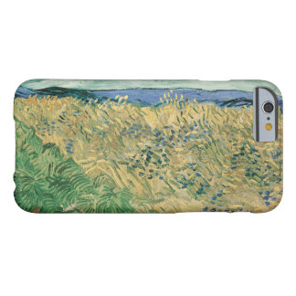 Vincent van Gogh - Wheatfield With Cornflowers Barely There iPhone 6 Case