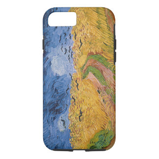Vincent van Gogh | Wheatfield with Crows, 1890 iPhone 7 Case