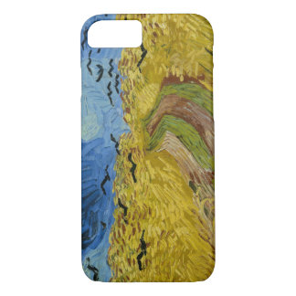 Vincent van Gogh - Wheatfield with Crows iPhone 7 Case