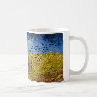 Vincent van Gogh - Wheatfield with crows Mugs