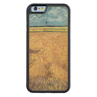 Vincent van Gogh | Wheatfield with Sheaves, 1888 Maple iPhone 6 Bumper
