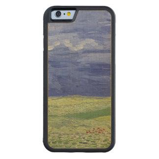Vincent van Gogh | Wheatfields under Thundercloud Maple iPhone 6 Bumper Case