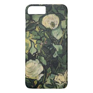 Vincent Van Gogh White Roses Floral Vintage iPhone 7 Plus Case