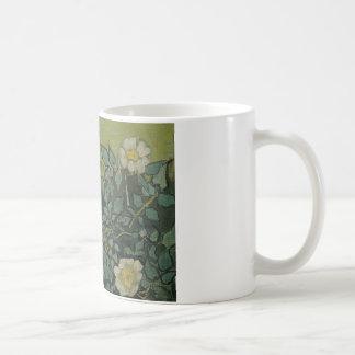 Vincent van Gogh - Wild Roses Coffee Mug