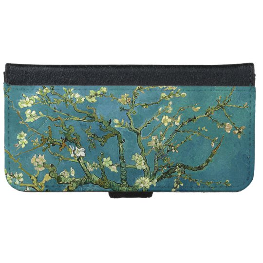 Vincent van Gogh's Almond Blossom iPhone 6 Wallet Case