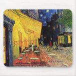 Vincent Van Gogh's 'Cafe Terrace' Mousepad
