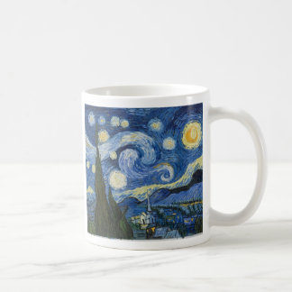 Vincent Van Gogh's Starry Night Coffee Mug