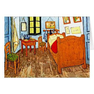 Vincent's Bedroom Card