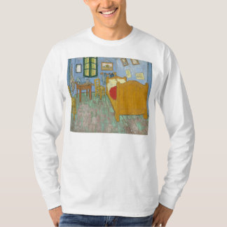 Vincent's Bedroom in Arles T-Shirt